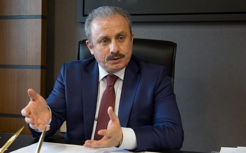 Шентоп: На этих землях вечно будет развеваться флаг Азербайджана
