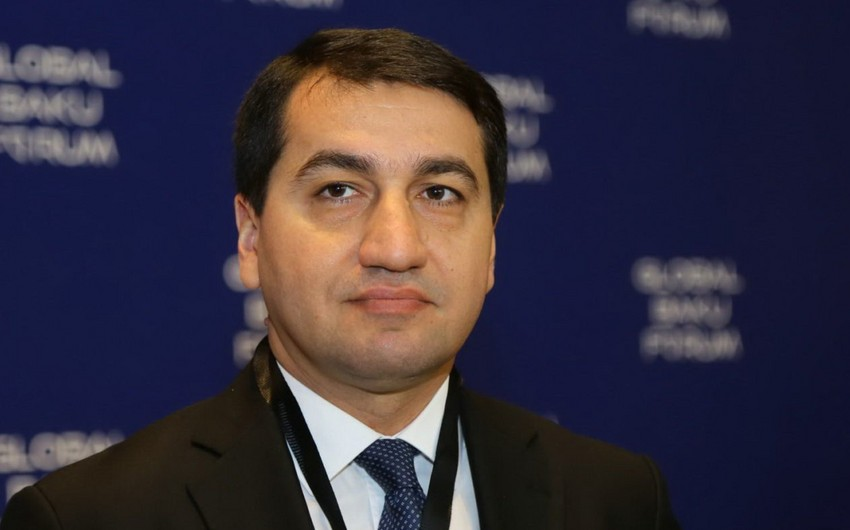 Хикмет Гаджиев: Провокация Армении обернулась полным фиаско - ИНТЕРВЬЮ