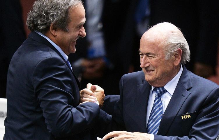 Апелляционный комитет ФИФА сократил дисквалификации Платини и Блаттера