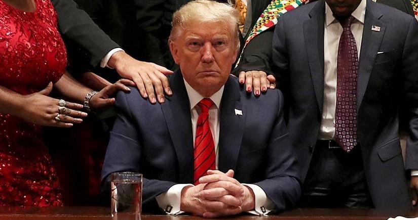 Donald Tramp gələcək planlarından danışdı
