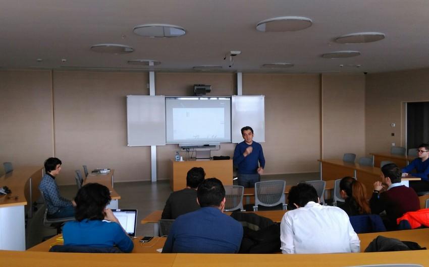 ADA Universitetində biznes sahəsi üzrə mentor təlimi təşkil olunub - FOTO