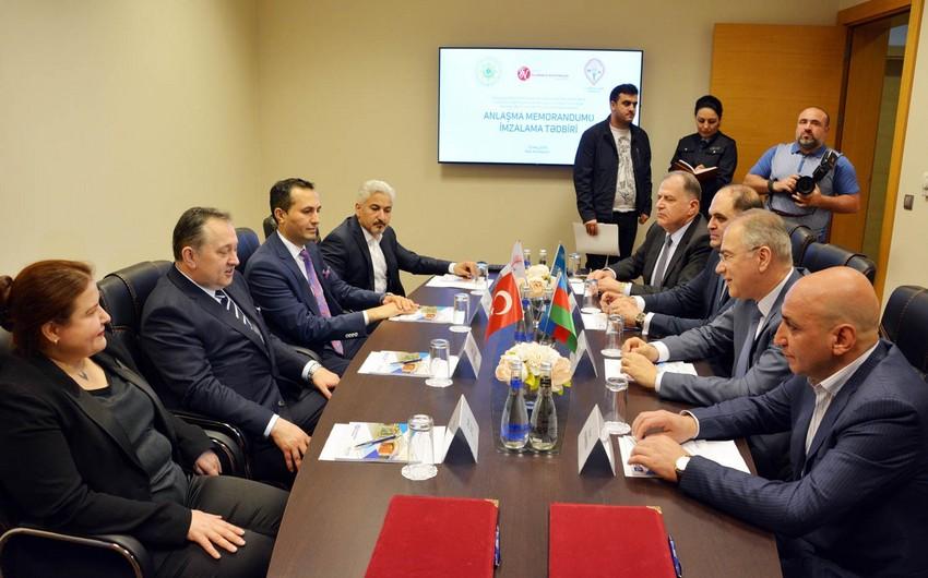Azərbaycanla Türkiyə tibbi təhsil sahəsində əməkdaşlığı genişləndirir