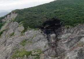 Обнаружены тела 19 погибших на месте крушения самолета на Камчатке