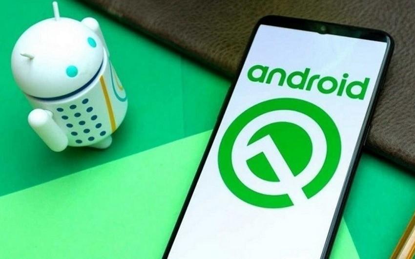 """""""Google"""" yeni Android versiyasını təqdim etdi"""