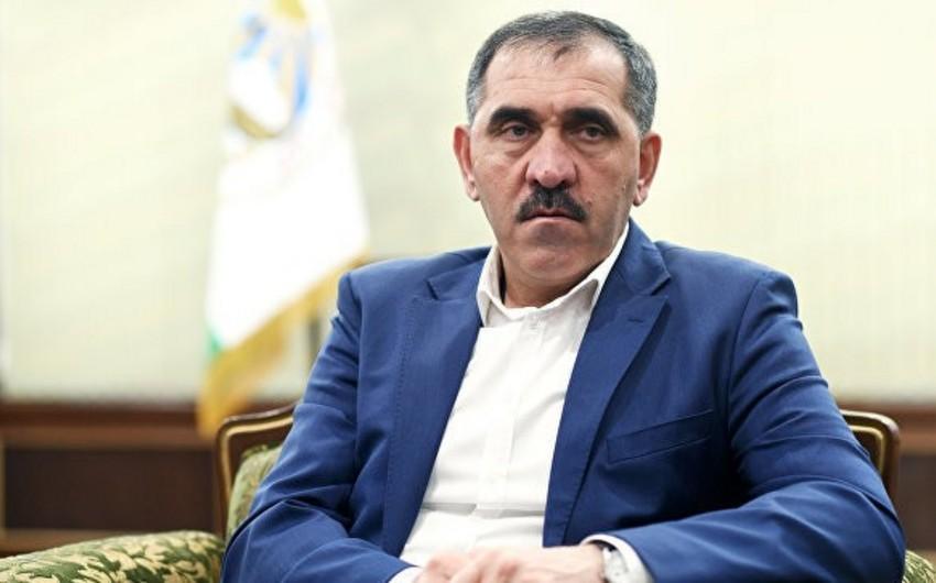 Глава Ингушетии объявил об отставке - ВИДЕО