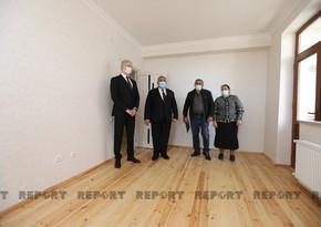 В Азербайджане инвалидам Чернобыля предоставили квартиры