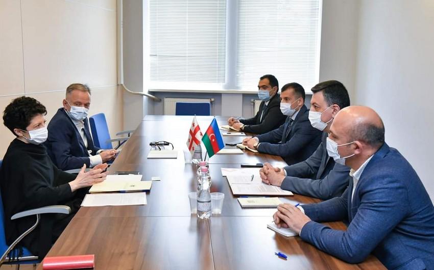 Министр культуры Азербайджана посетит Грузию