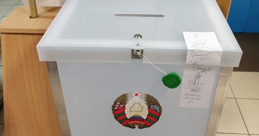 Явка на президентских выборах в Белоруссии превысила 73%