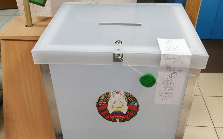 Явка на выборах в Беларуси на 18:00 составила 79%