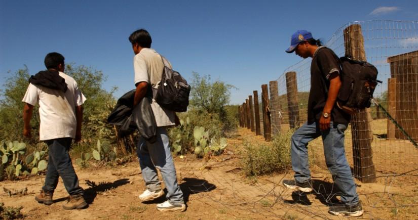 Тысячи мигрантов выдвинулись в Мехико с южной границы страны