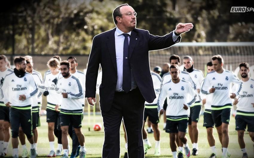 Real Madridin baş məşqçisi ilə Kriştianu Ronaldu arasında qalmaqal baş verib