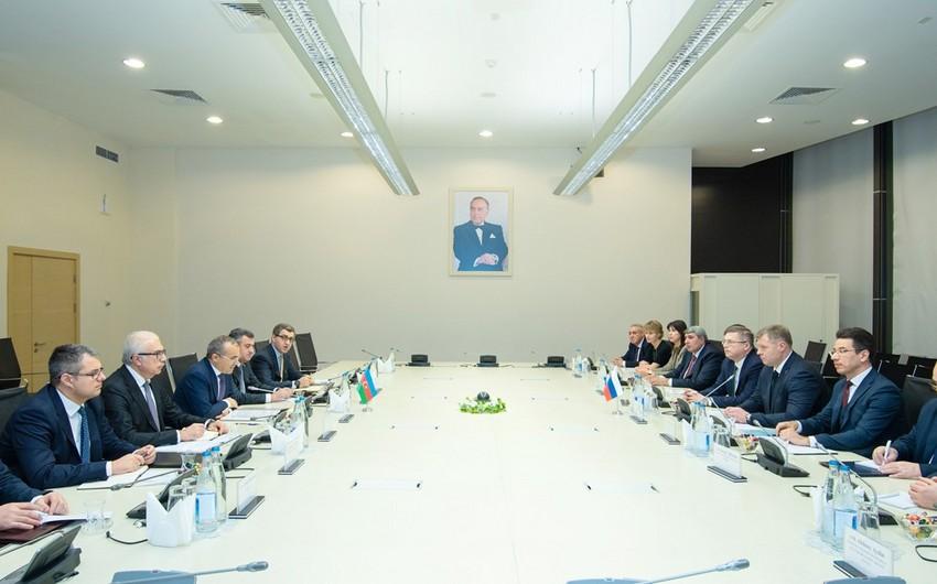 Azərbaycan Rusiyanın Həştərxan vilayəti ilə iqtisadi əlaqələri genişləndirir