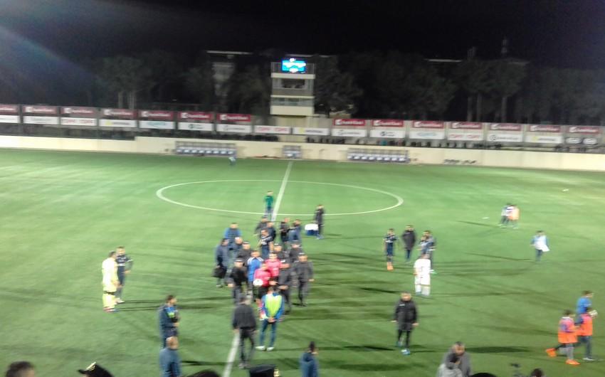 Sumqayıt - Qarabağ matçından sonra qalmaqal baş verib