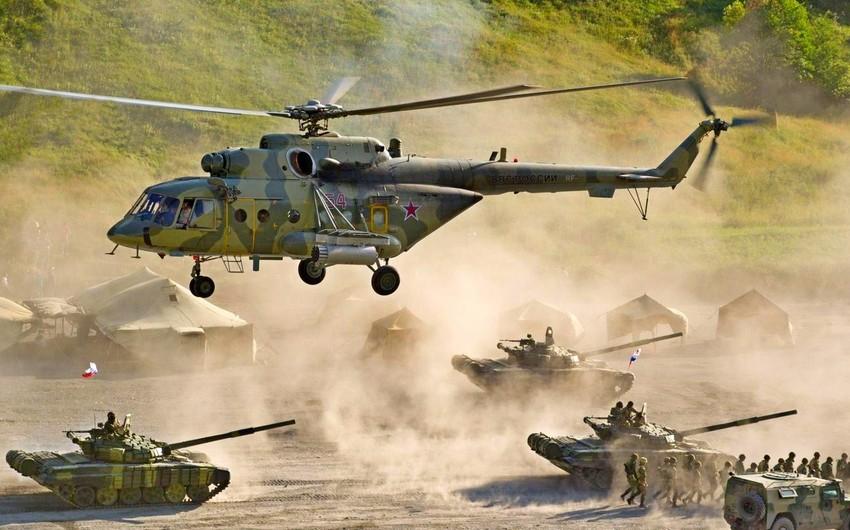 Rusiyanın 2018-ci il üçün hərbi xərcləri 46 mlrd. dollar təşkil edəcək