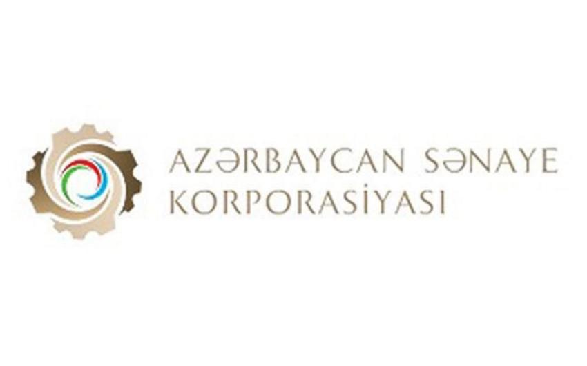 """""""Azərbaycan Sənaye Korporasiyası""""na məxsus daşınmaz əmlakların vahid uçot sistemi yaradılır"""