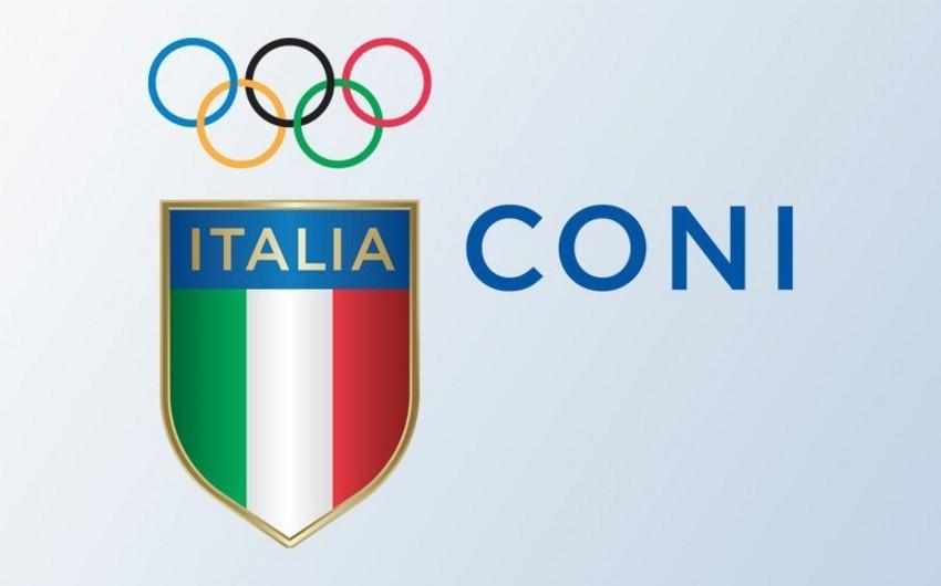 İtaliyanın Milli Olimpiya Komitəsi yarışları dayandırdı