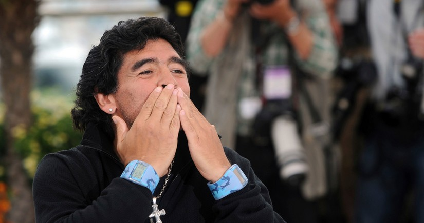 Diego Maradona to be buried at Casa Rosada