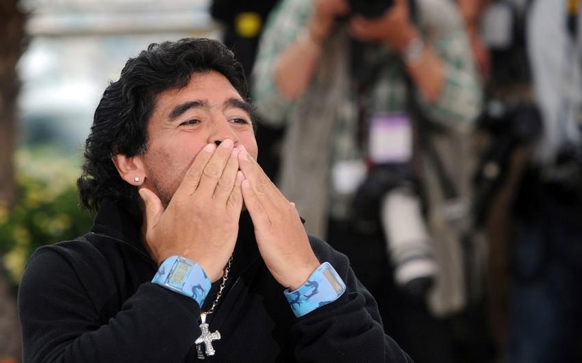Maradona ilə vida mərasimi  -