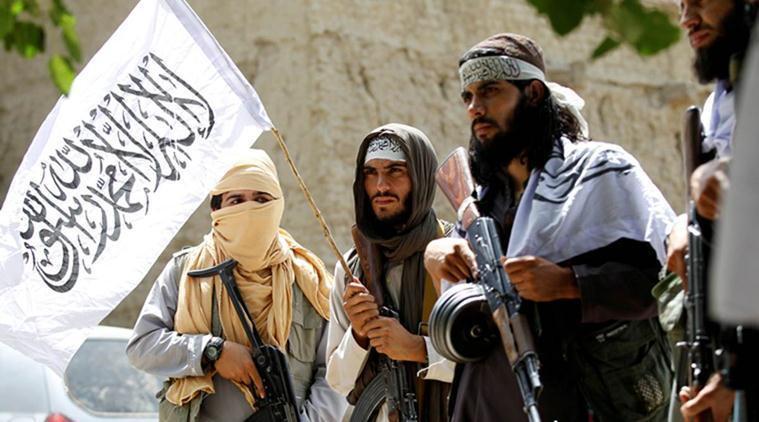Афганская девочка застрелила боевиков