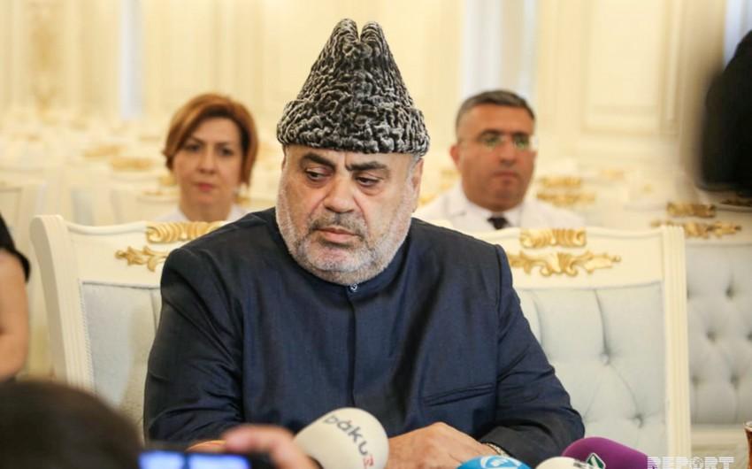 Аллахшукюр Пашазаде призвал верующих соблюдать фетвы УМК относительно месяца Мухаррам