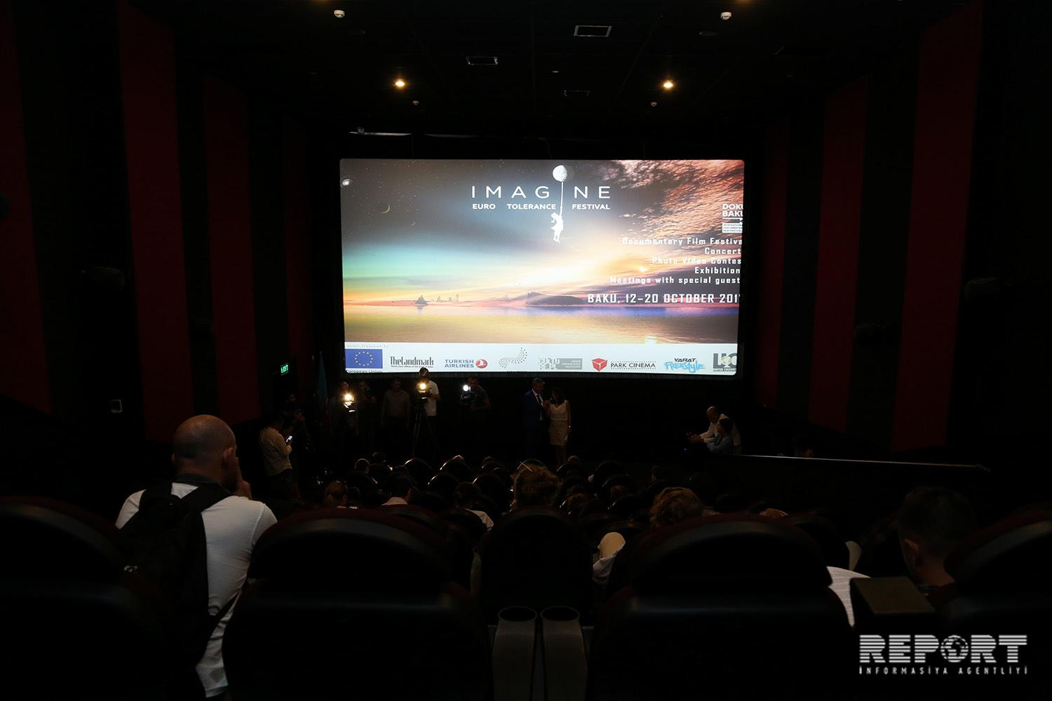 About 40 films to be screened at Festival of Documentaries in Baku