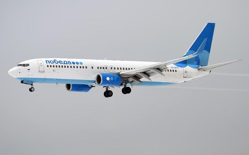 Rusiyanın daha bir aviaşirkəti Azərbaycana uçuşlara başlayır