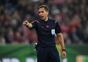 UEFA Qarabağın matçına almaniyalı hakimləri təyin etdi