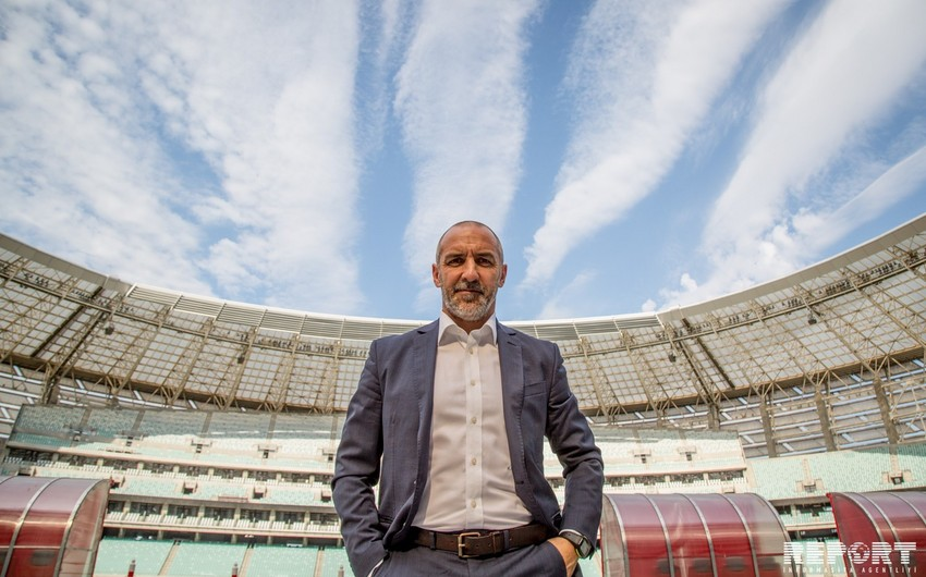 Neftchi FC manager wins over cancer