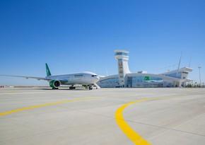 В Туркменистане открылся новый международный аэропорт