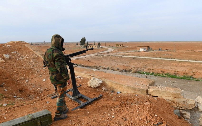 Suriya ordusu İdlibin Maarət-an-Numan şəhərini azad edib