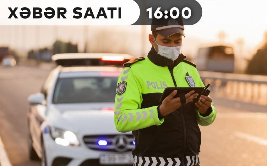 """""""Xəbər Saatı"""": Şəhər və rayonlara giriş-çıxış kimlər üçün açıqdır?"""