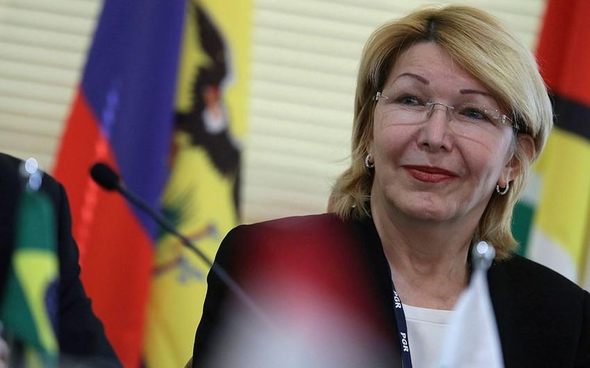 Venesuelanın keçmiş baş prokuroru İnterpolu ölkə prezidenti barədə axtarış elan etməyə çağırıb