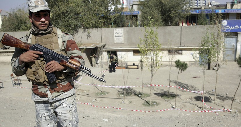 Afghanistan: Taliban kill nine police officers in checkpoint assault