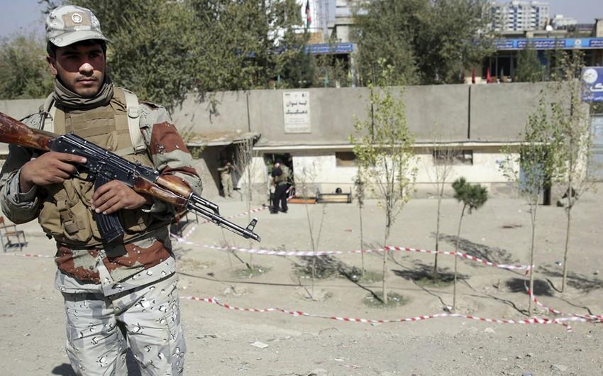 Əfqanıstanda keçid məntəqəsinə hücum zamanı 9 polis öldürülüb