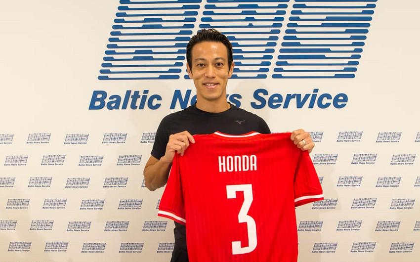 Hondanın yeni klubu -