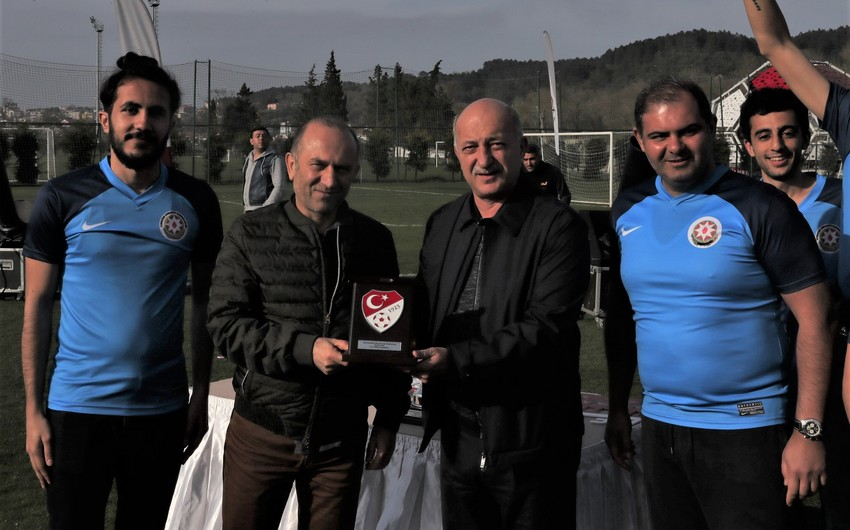 В связи со 100-летним юбилеем АДР в Турции прошел межконсульский футбольный турнир