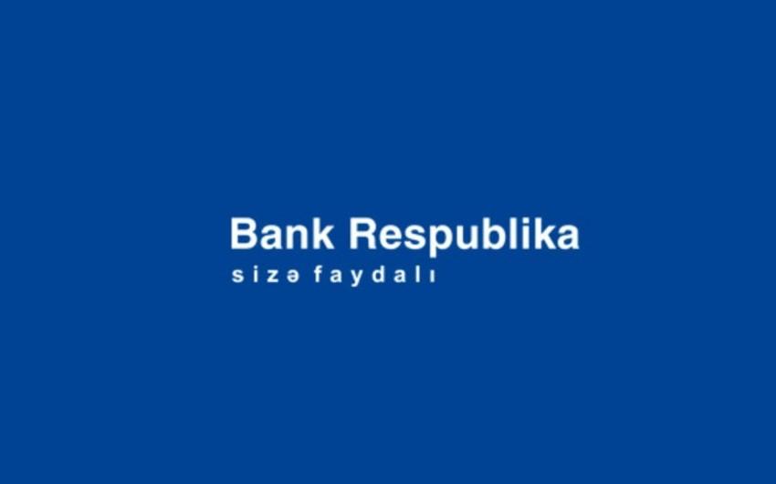 Bank Respublikanın illik zərəri 4,5 dəfə artıb