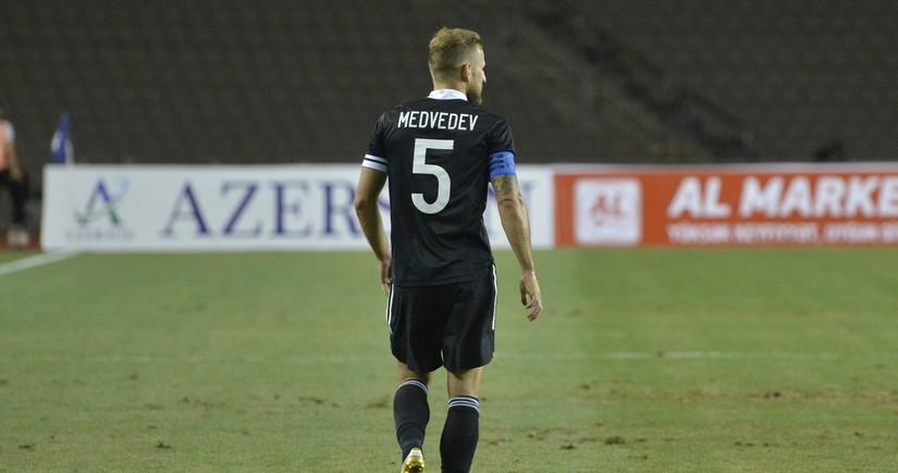 Maksim Medvedev responds to Henrikh Mkhitaryan