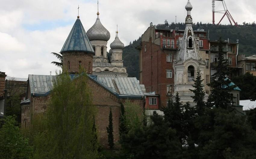 Gürcüstanda ruhi xəstə monastrda qətl törətdi