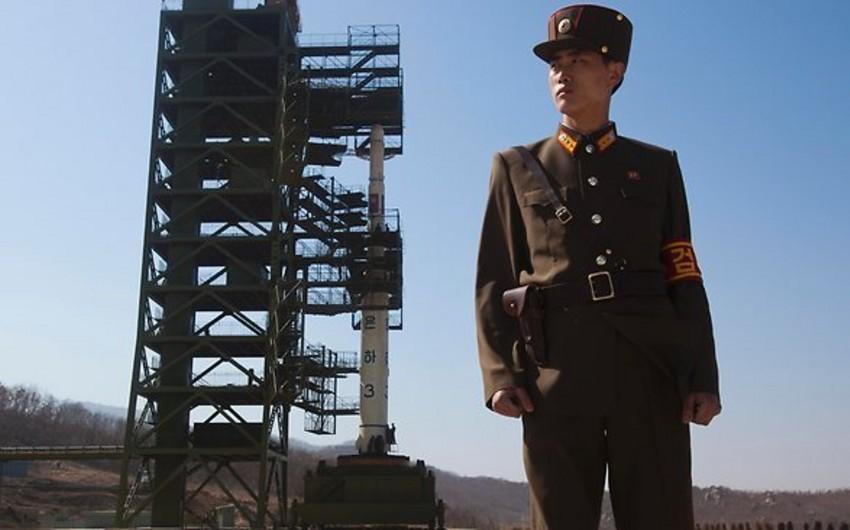 Cənubi Koreya Birləşmiş Qərargahı: Şimali Koreya 2 raket atıb