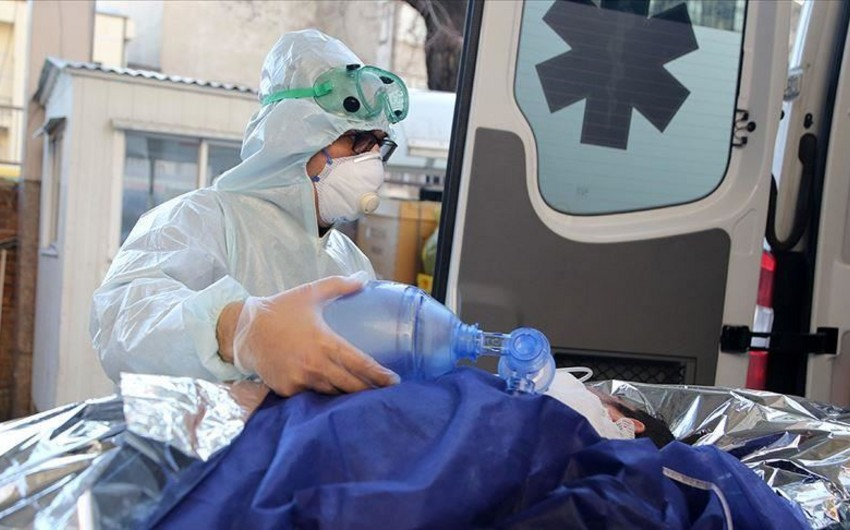 Ukraynada koronavirusdan ölənlərin sayı 327-yə yüksəldi