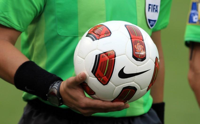 Sloveniya - Azərbaycan oyununun hakimləri açıqlandı