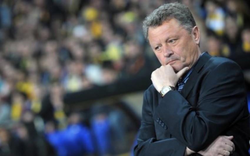 Dnepr klubunu Avropa Liqasının finalına çıxarmış baş məşqçi istefa verir