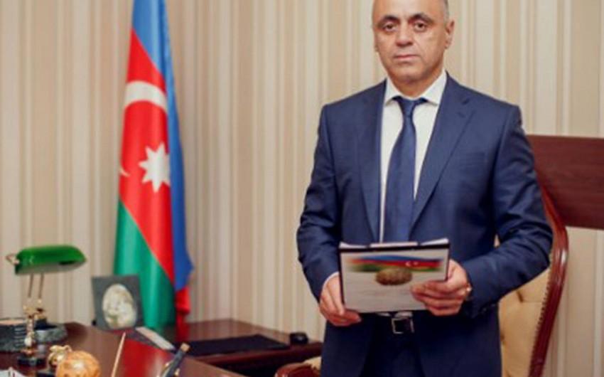 Azərbaycanın Xarkov şəhərindəki fəxri konsulu Ukraynanın yüksək dövlət ordeninə layiq görülüb