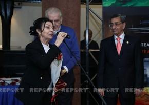 İncəsənət xadimlərinə medallar təqdim edildi