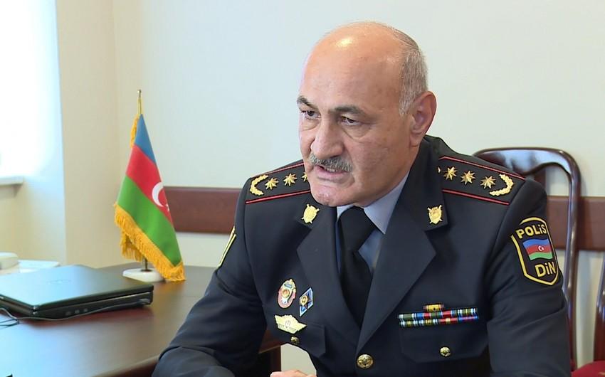 Bakı Şəhər Baş Polis İdarəsinə yeni rəis müavini təyin olunub - EKSKLÜZİV