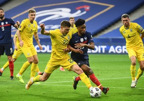Франция упустила победу над Украиной, разгром от Чехии и Норвегии