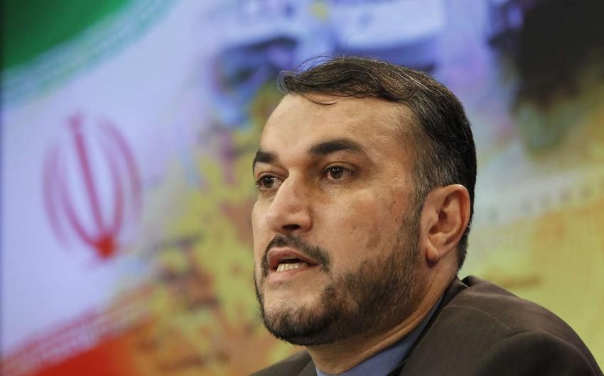 İran XİN başçısının müavini məsləhətləşmək üçün Moskvaya gedib