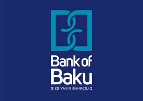 """""""Moody's"""" Bank of Bakunun reytinqinə yenidən baxıb"""