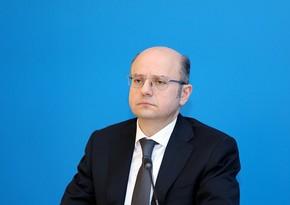 """Pərviz Şahbazov: """"Qarabağda yaşıl enerji zonasının yaradılması ilə bağlı iş gedir"""""""